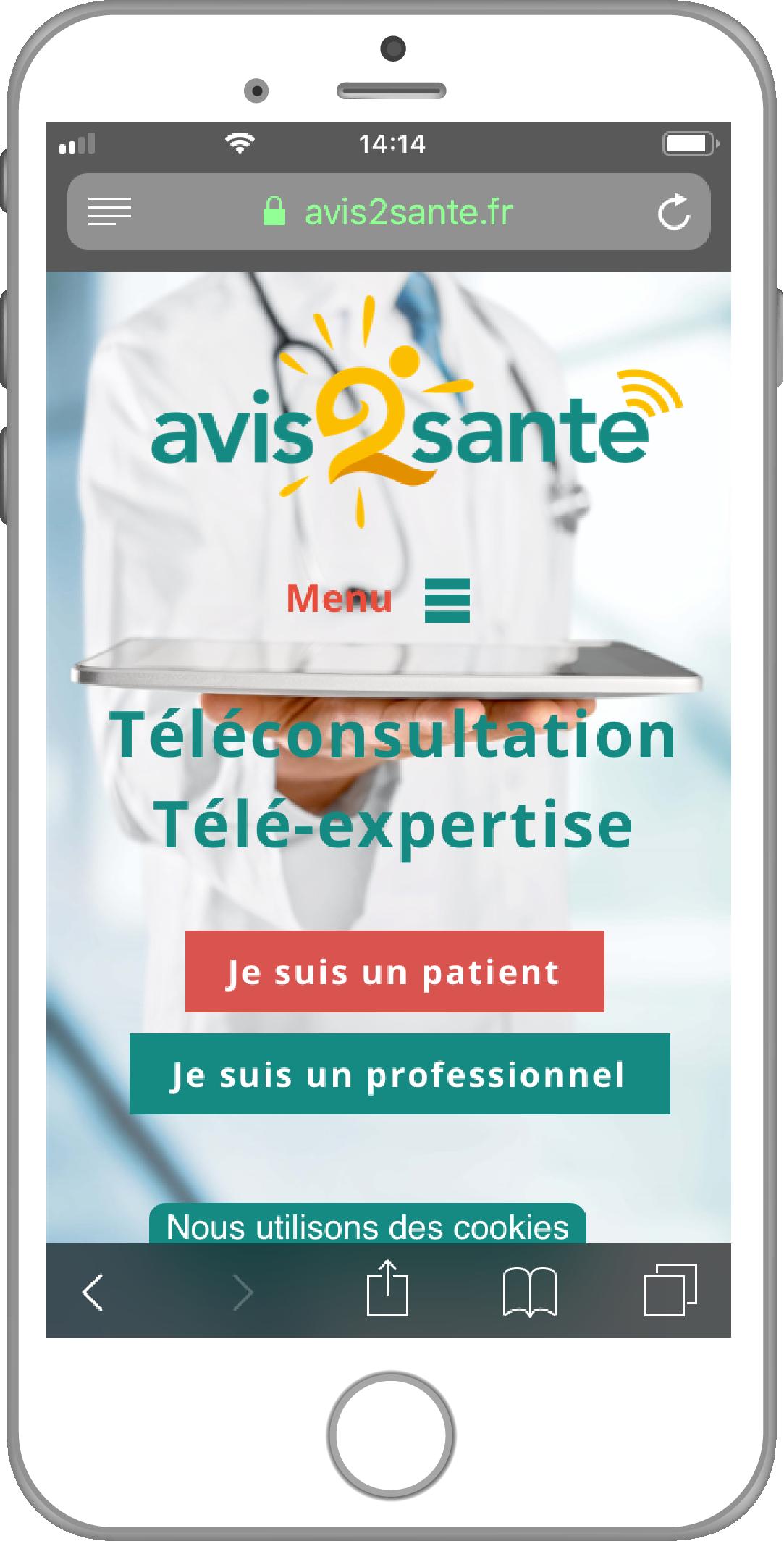 avis2sante teleconsultation tele-expertise